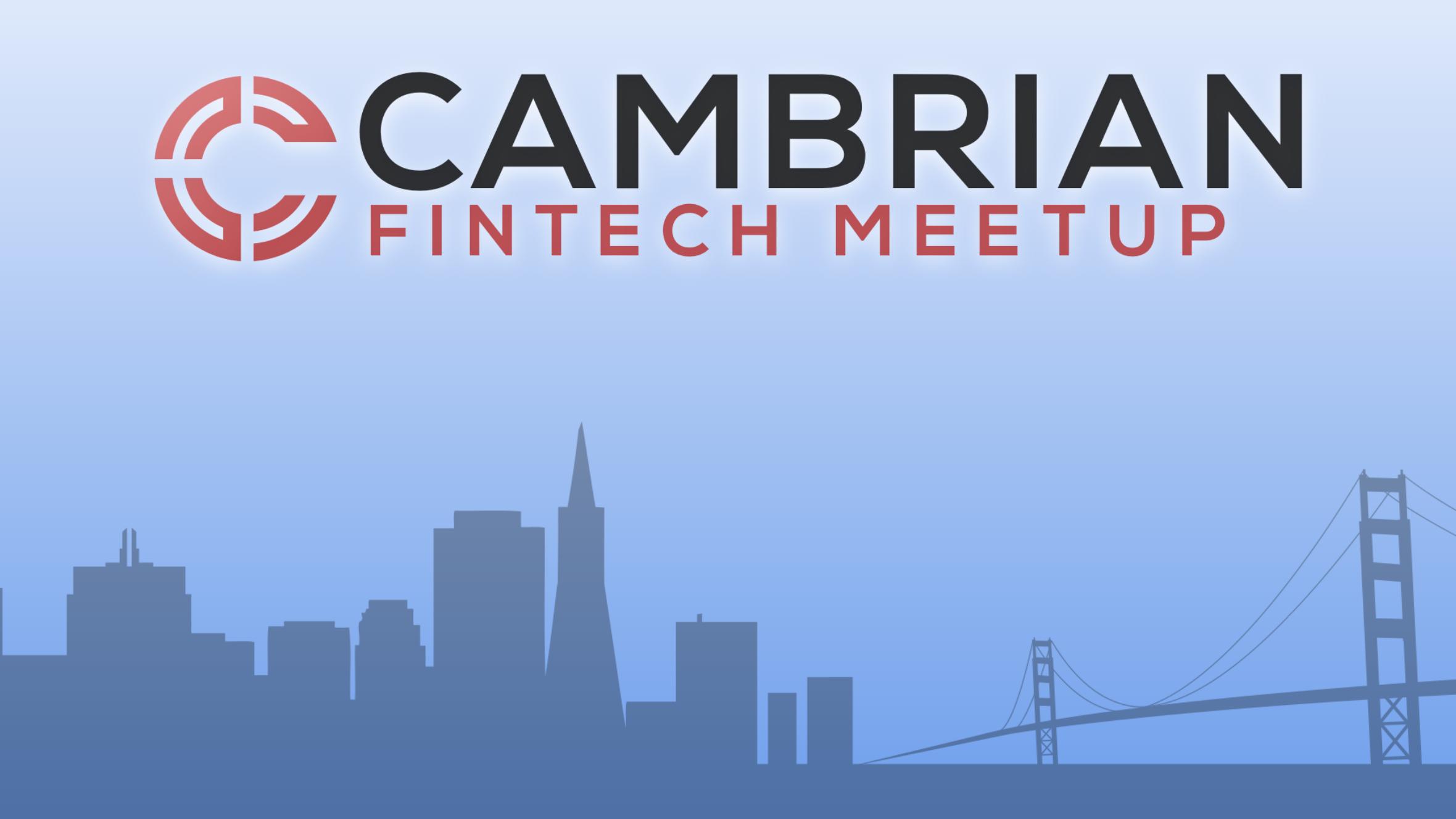 Cambrian Fintech - SF