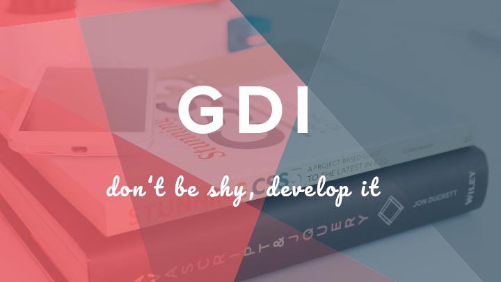 Girl Develop It D.C.