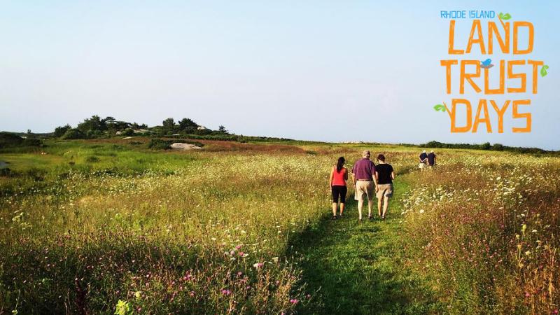 Rhode Island Land Trust Days