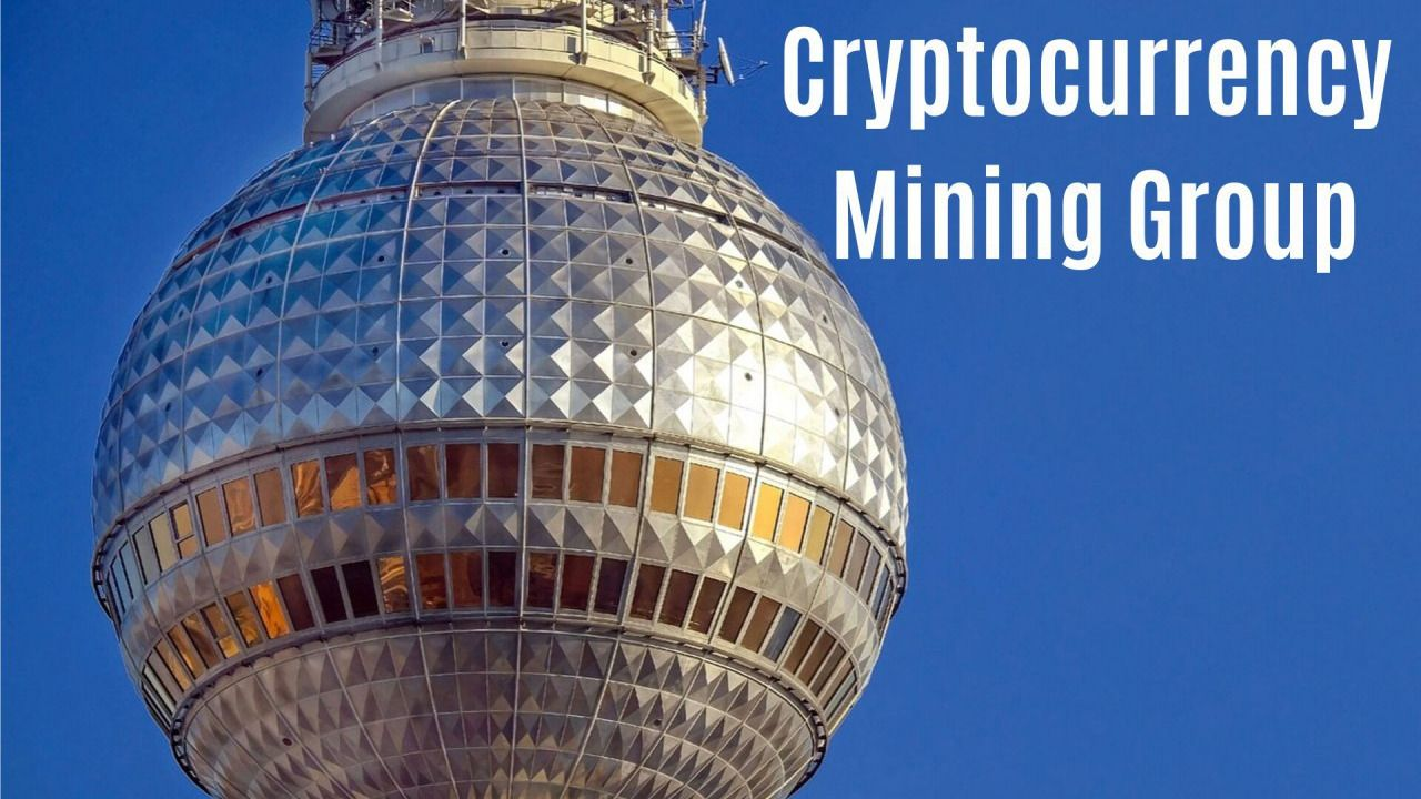 Cryptocurrency Mining Group