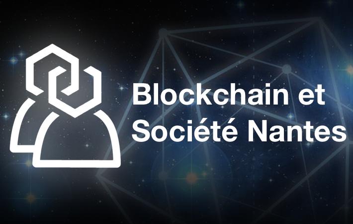 Blockchain & Société Nantes