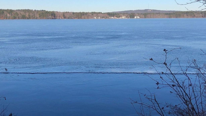 Easy Walk along Lake Massabesic
