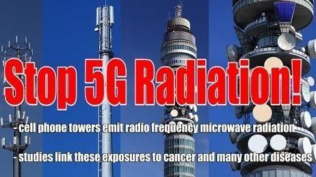 Citizens Against 5G Radiation Technology (Hackensack, NJ) | Meetup