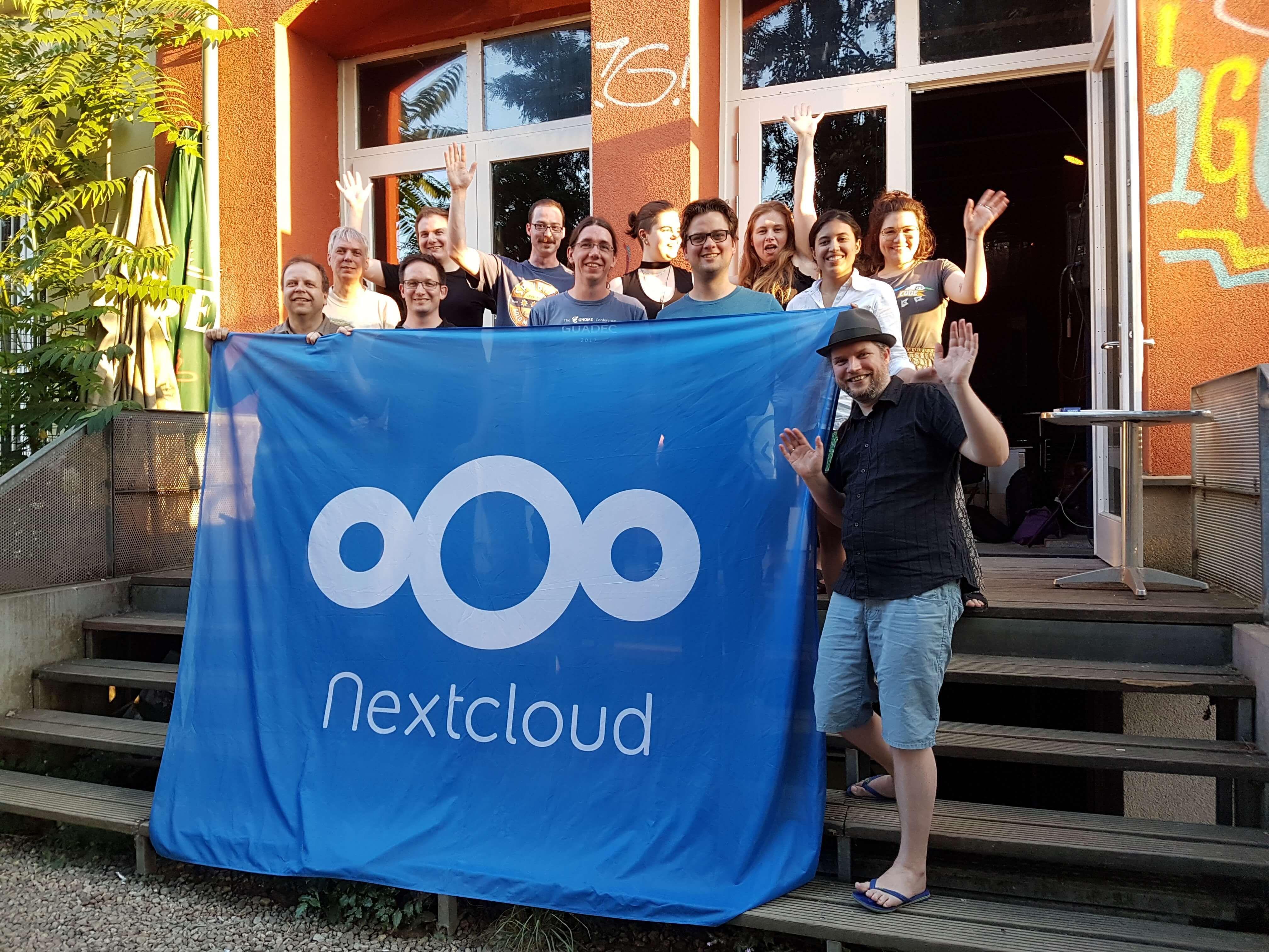 Berlin Nextcloud community