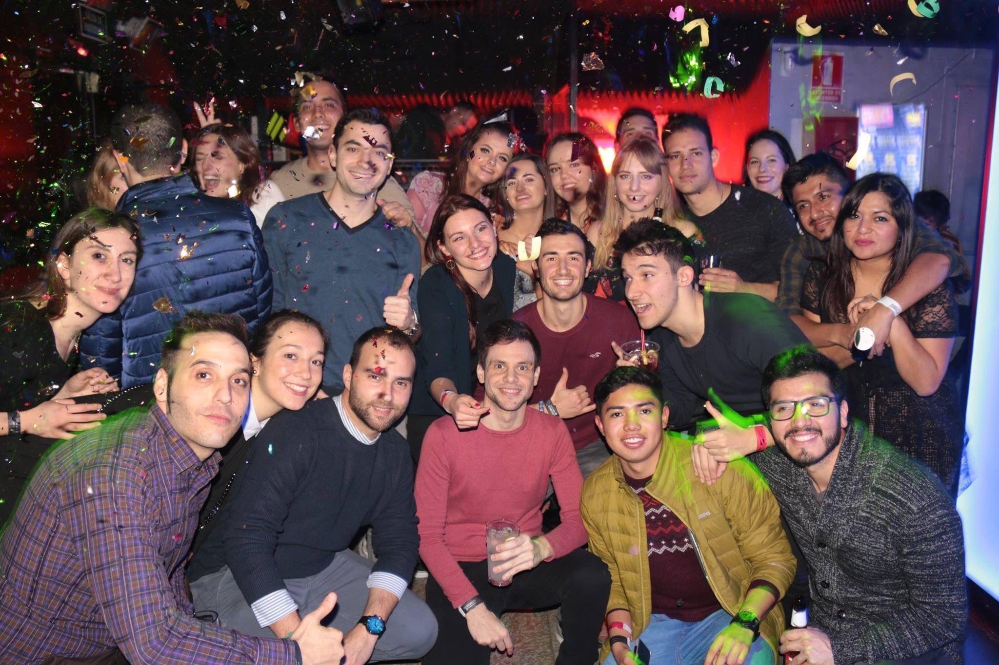 Enjoy & Meet New People In Madrid/ Disfruta Madrid
