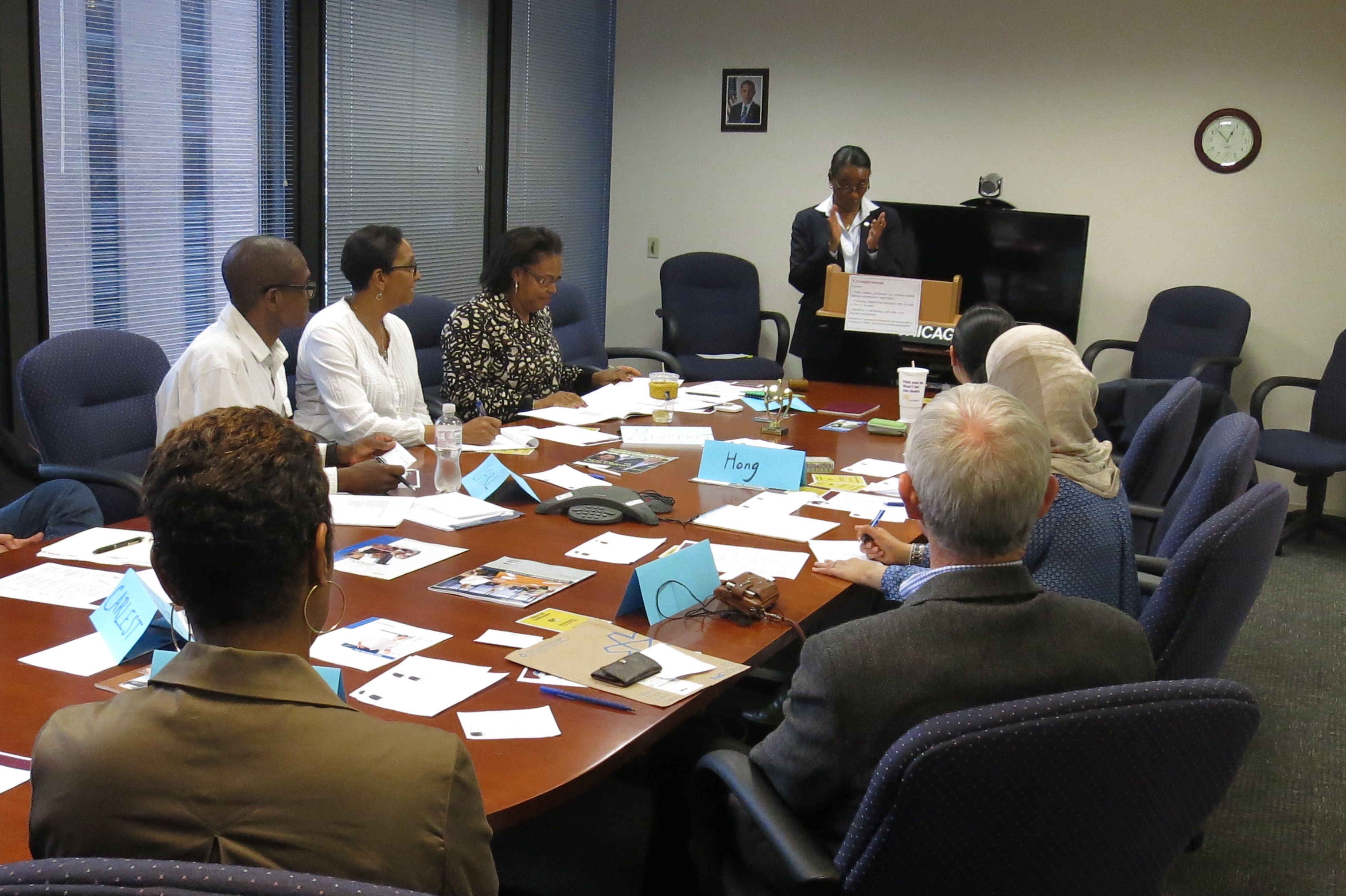 Improve Your Communication and Leadership Skills at an HHS Toastmasters Meeting!