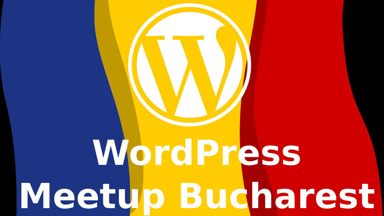 Bucharest WordPress Meetup