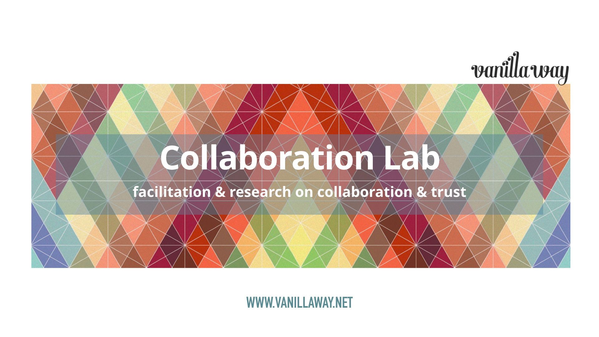 Vanilla Way Collaboration-Lab