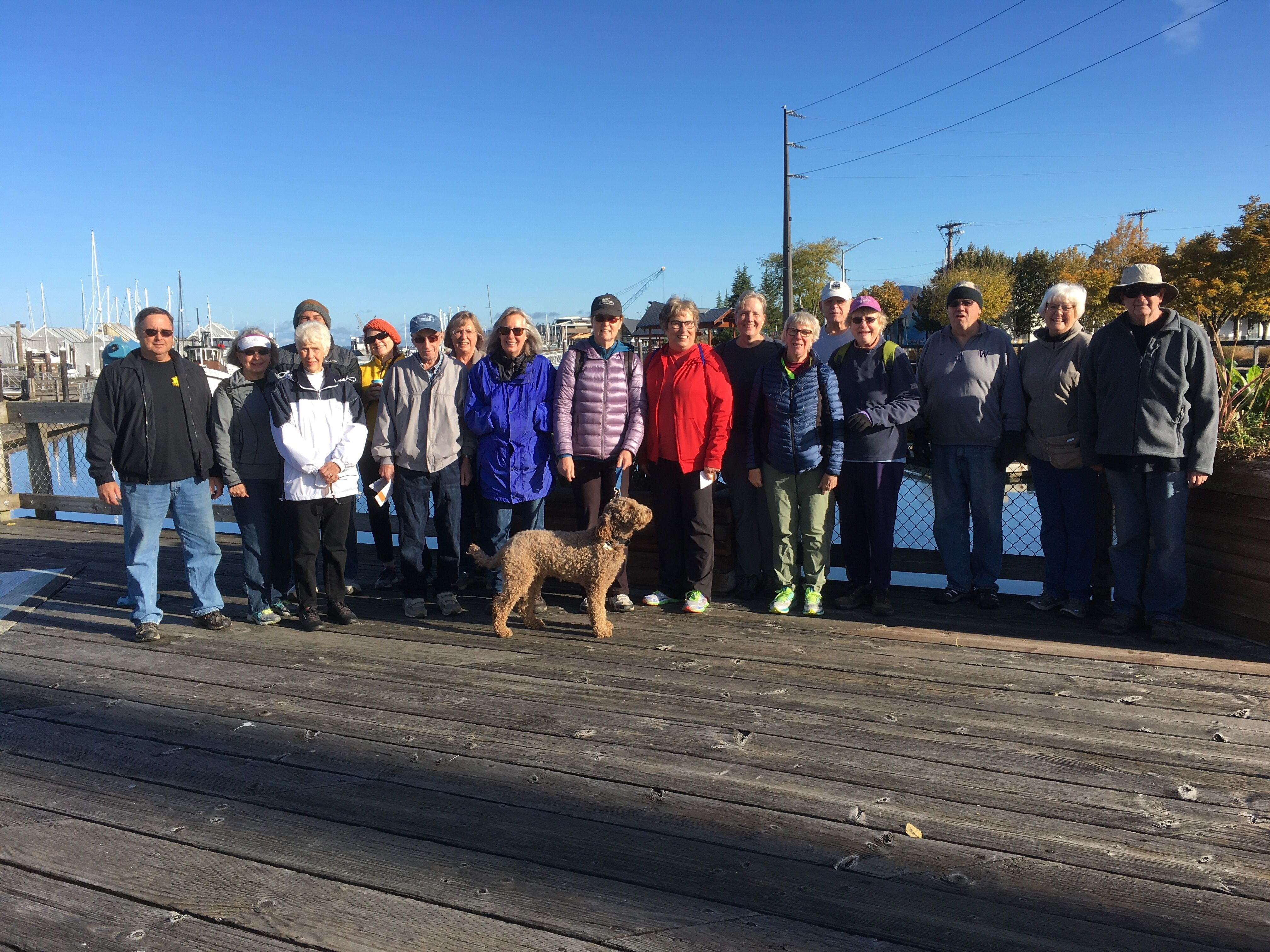 South Sound Walkers Meetup Group