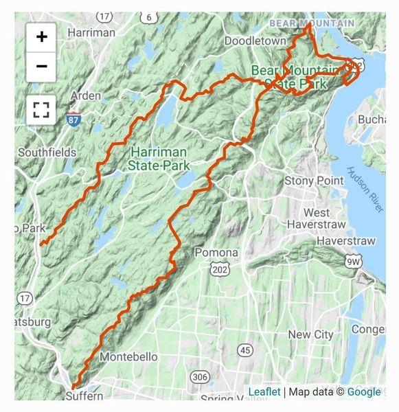 [Harriman-Bear Mountain] SBM&RD Ribbon