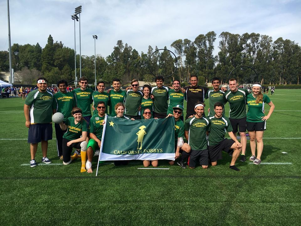 California Dobbys Quidditch Team