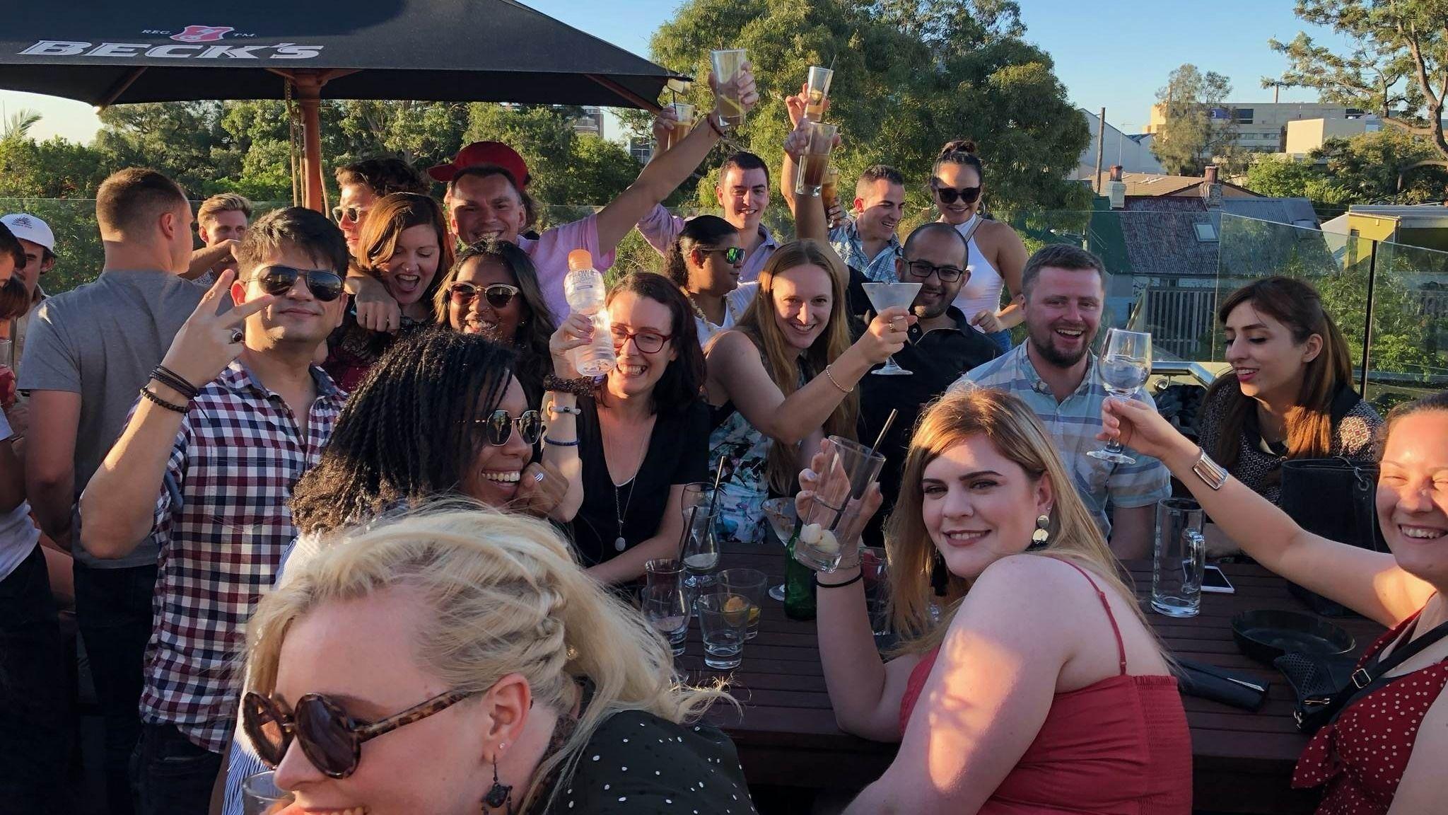 Sydney's Spectacular Social Scene