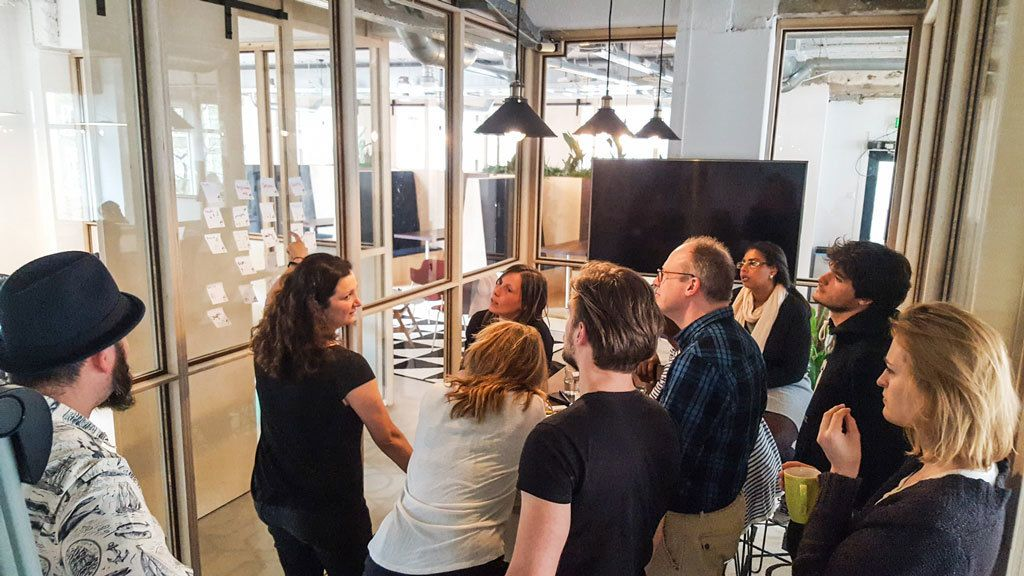 Flexpackerz - Weekly meetup - Rotterdam