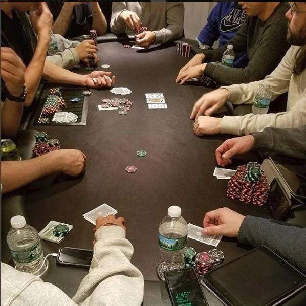 Williamsburg Poker Club - Brooklyn's Best Low Stakes Game!