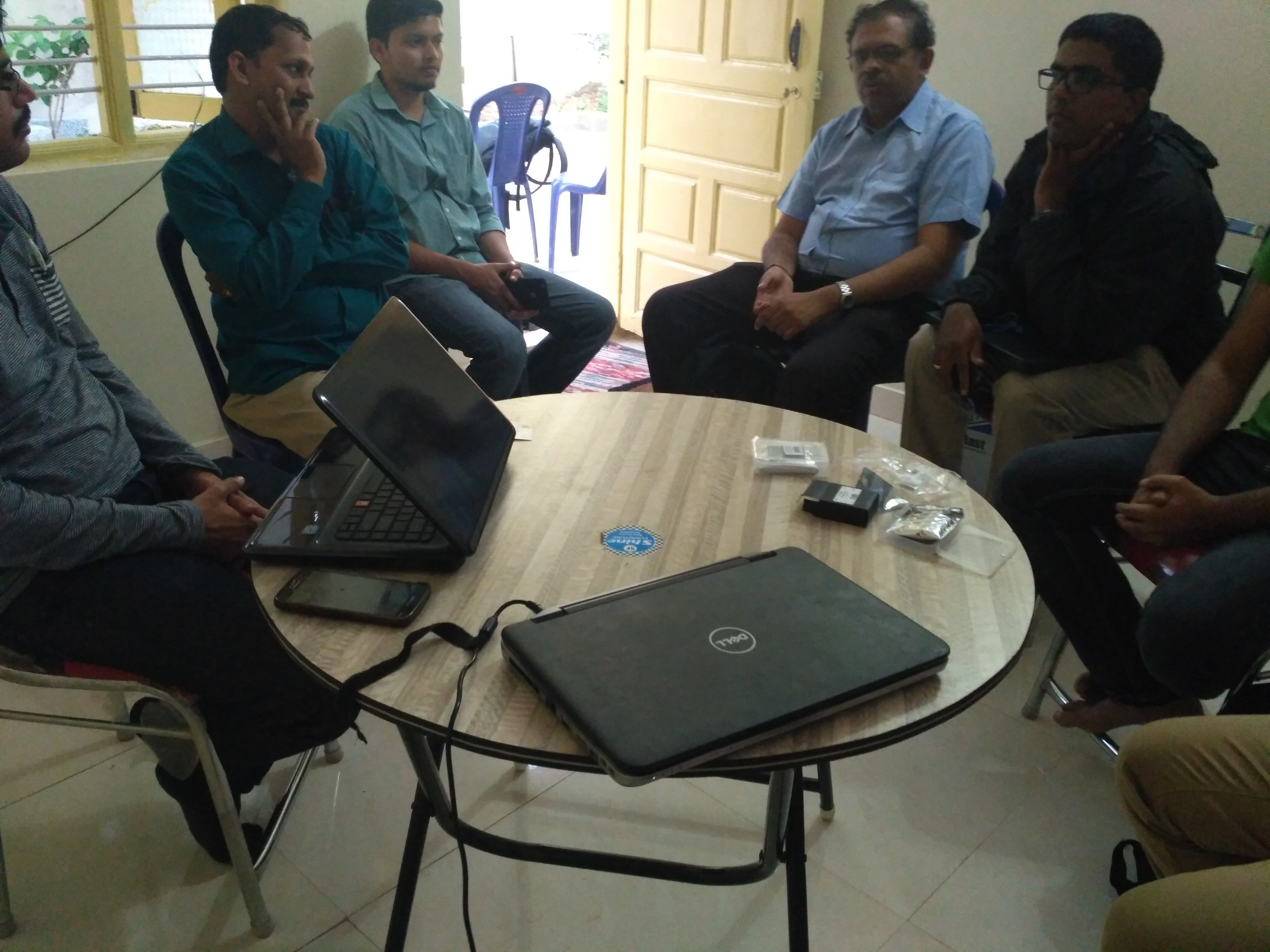 IoT, Electronics, Data Science & Cybersecurity - HYDERABAD