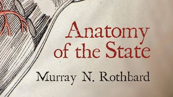 Book Club Anatomy Of The State By Rothbard Meetup