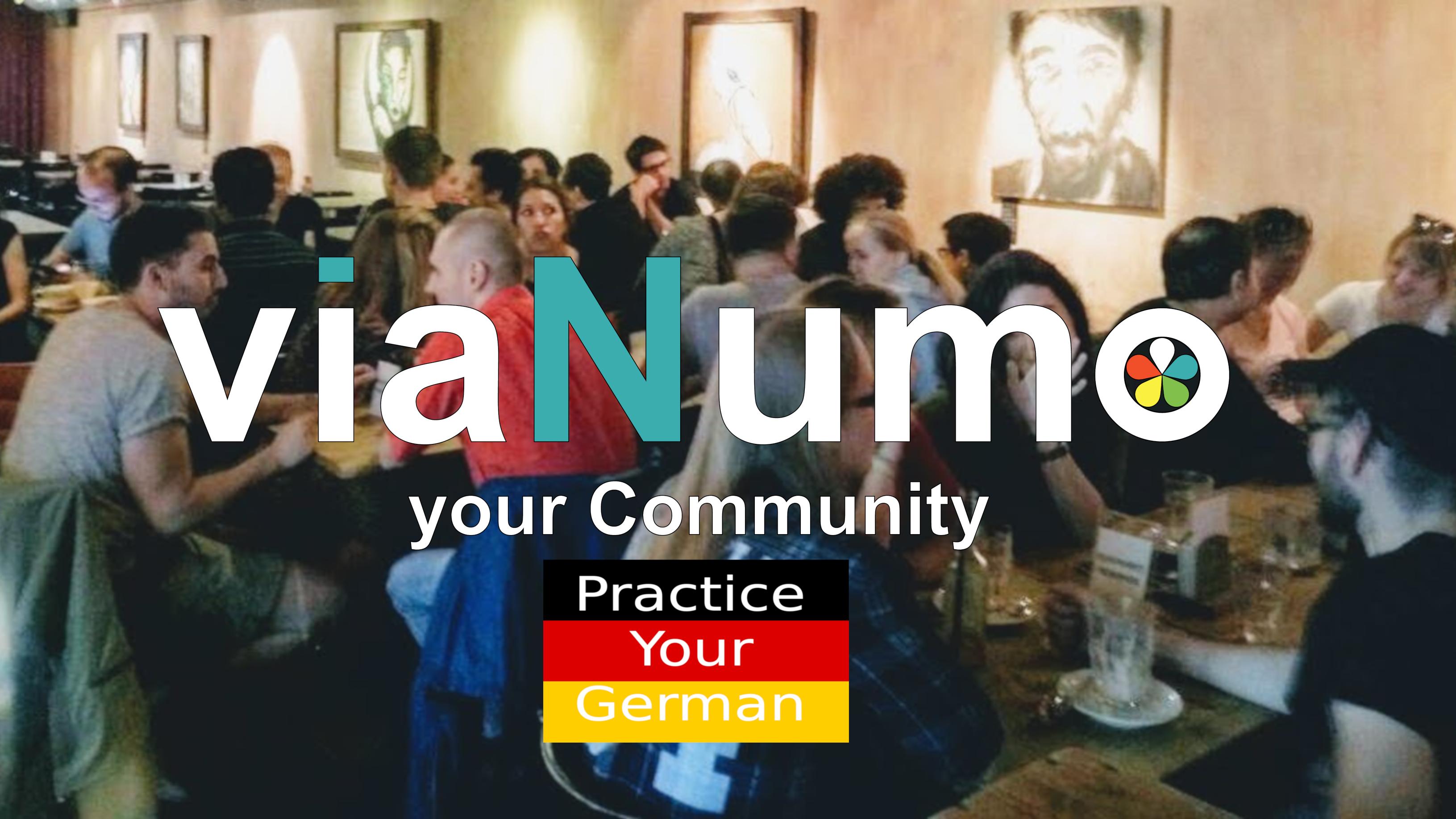 viaNumo: Practice Your German