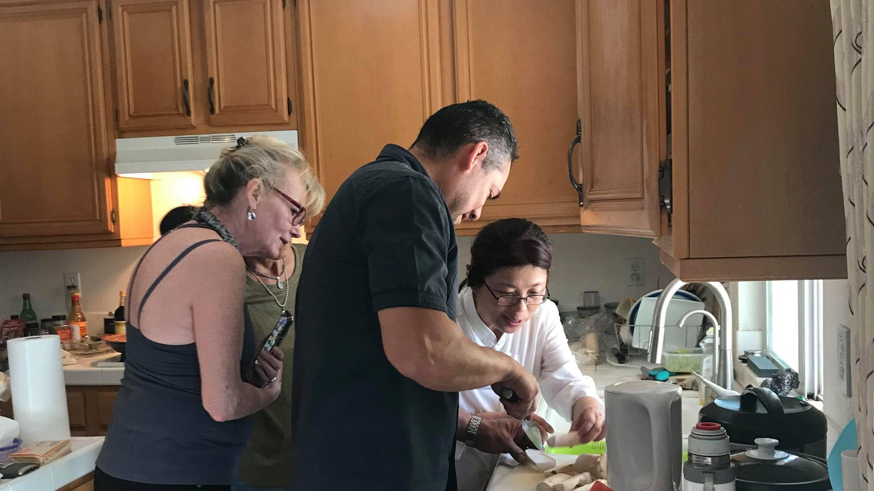 Vegi Cooking in Riverside