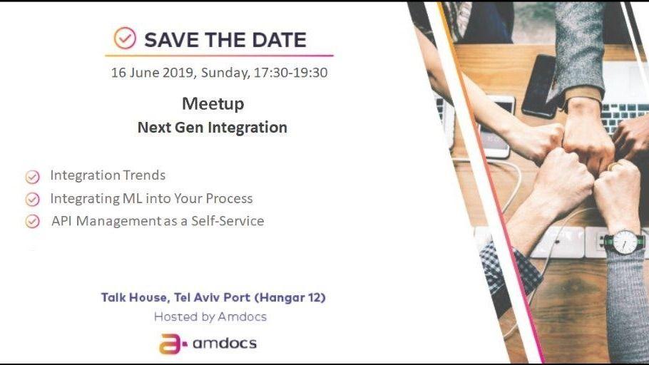 Amdocs Code and Technology Talk