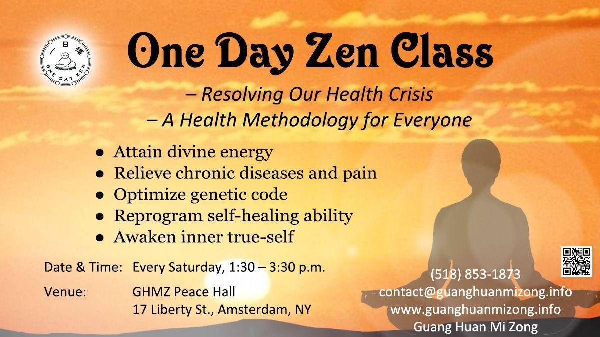 GHMZ Spiritual and Healthy Living Meetup