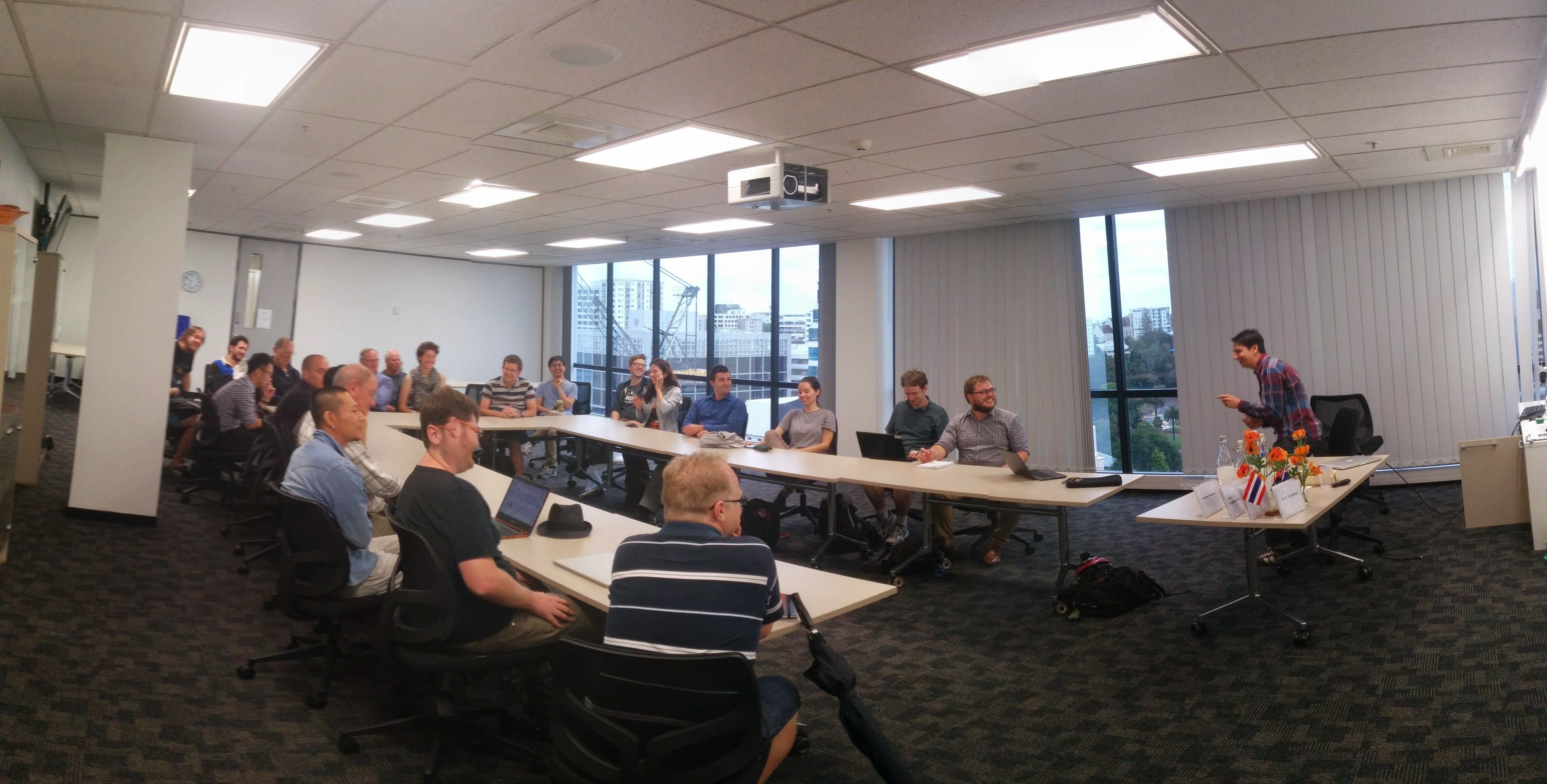 New Zealand Python User Group - Auckland