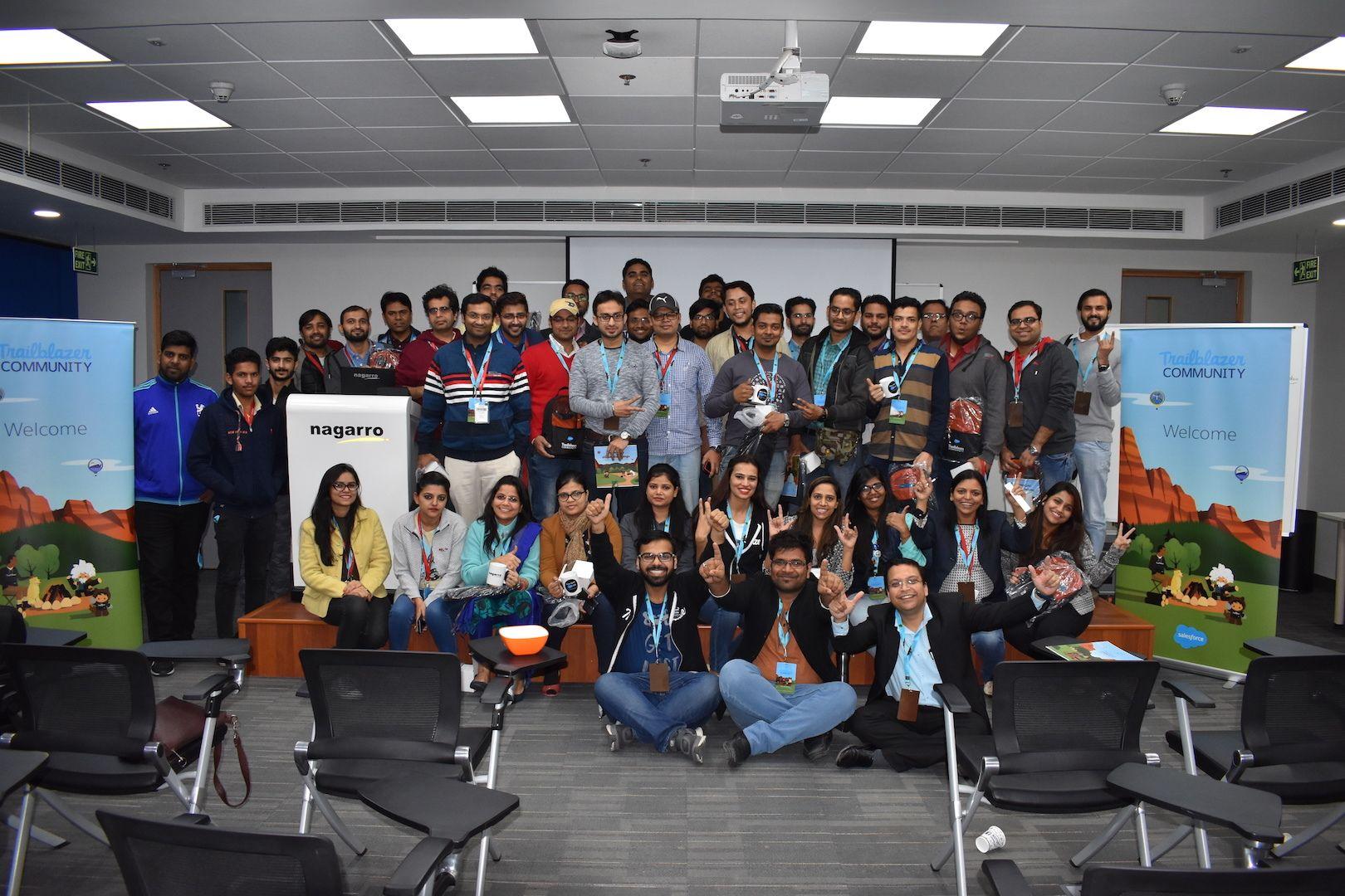 New Delhi Salesforce Developer Group