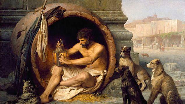 Surviving coronavirus: letters from Diogenes' tub