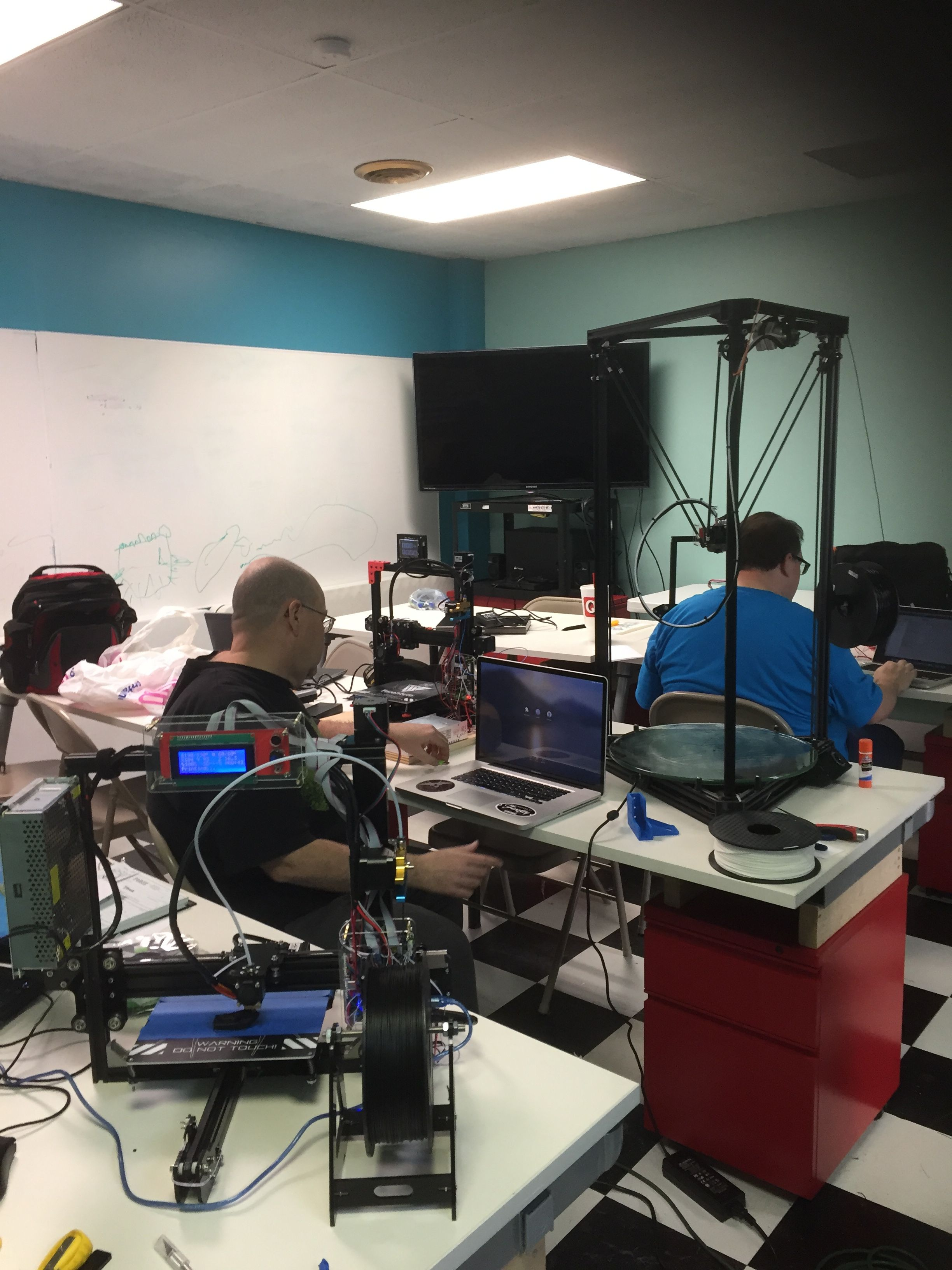 Inventor Forge Makerspace