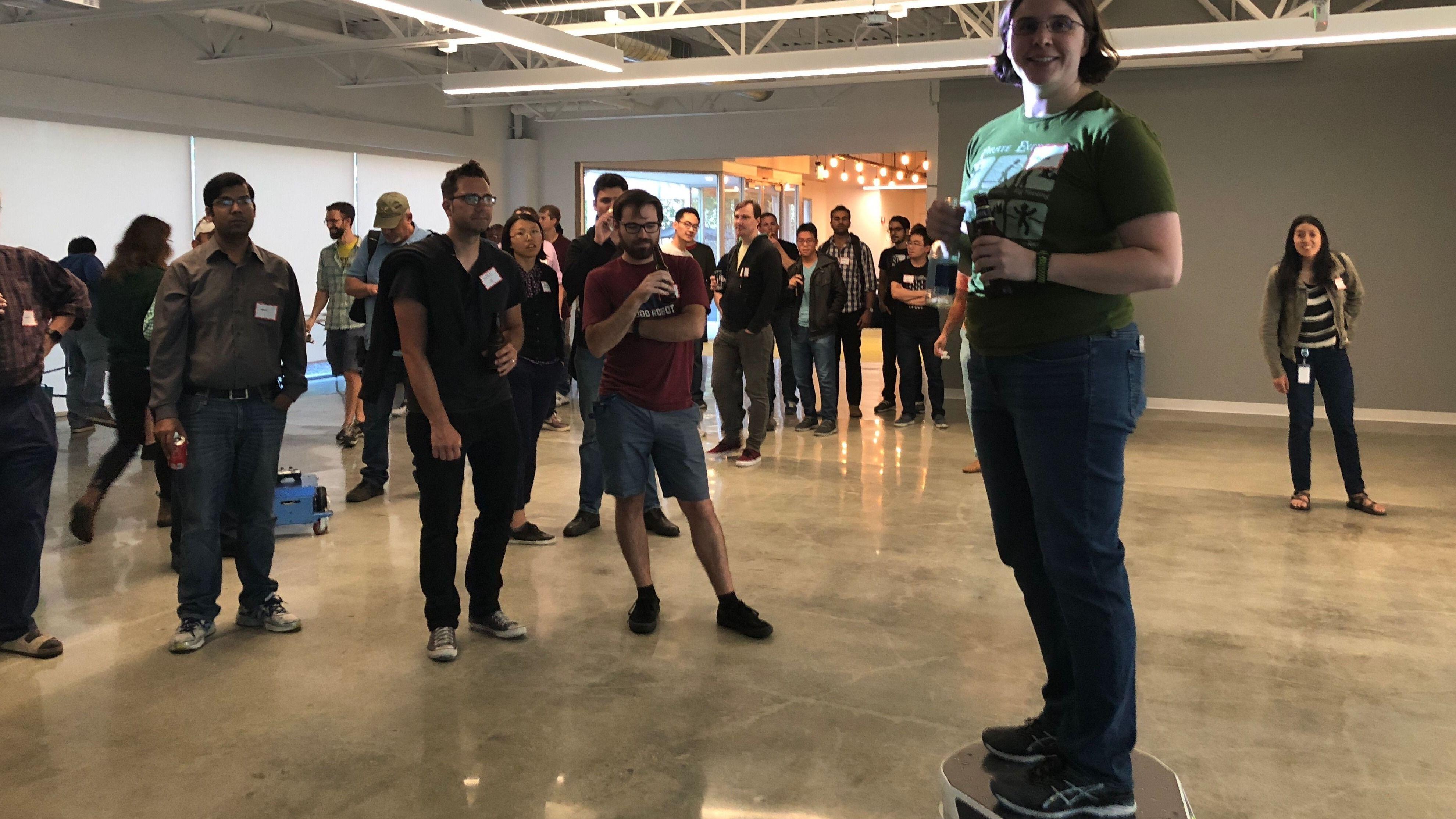 Photos - Women in Robotics - Bay Area (Oakland, CA) | Meetup