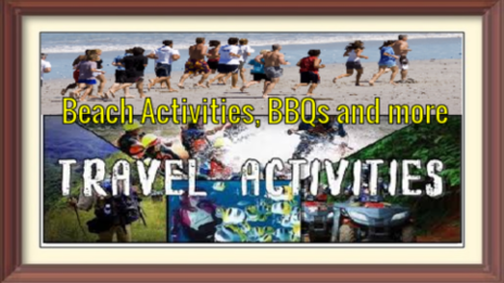 Great Events Activities Travel and More
