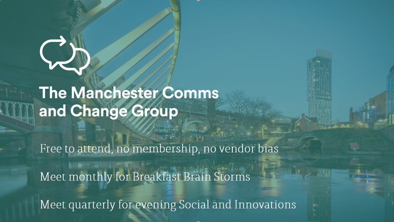 Manchester Comms and Change Group