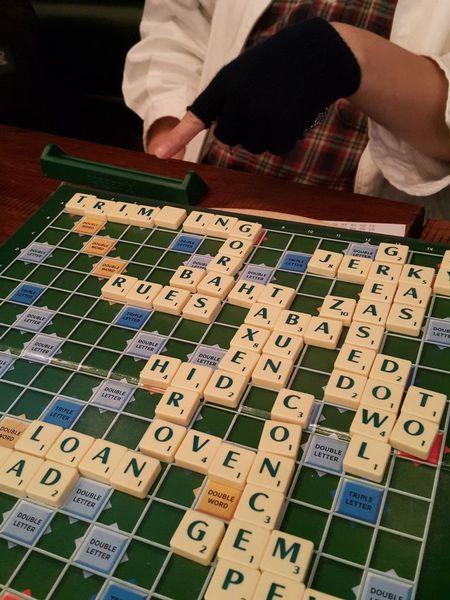 The Hong Kong Social Scrabble Meetup Group (Hong Kong