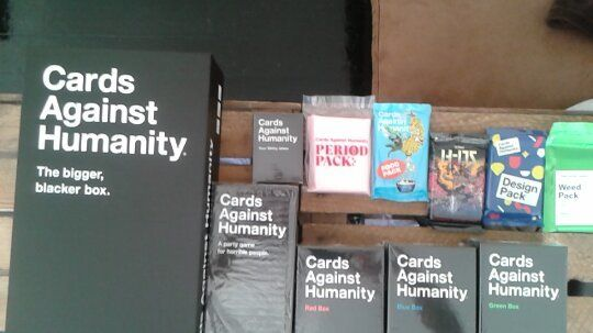Cards Against Humanity - Tuesdays for Terrible People