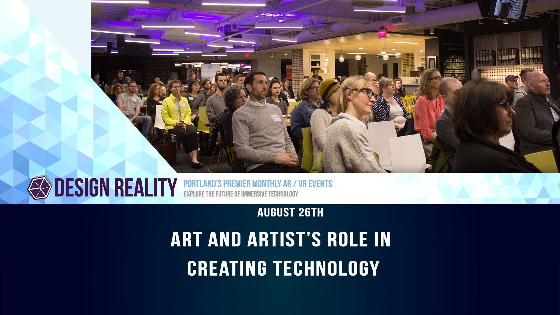 Past Events | Design Reality (Portland, OR) | Meetup