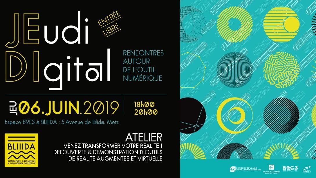 JEDI - Jeudi Digital