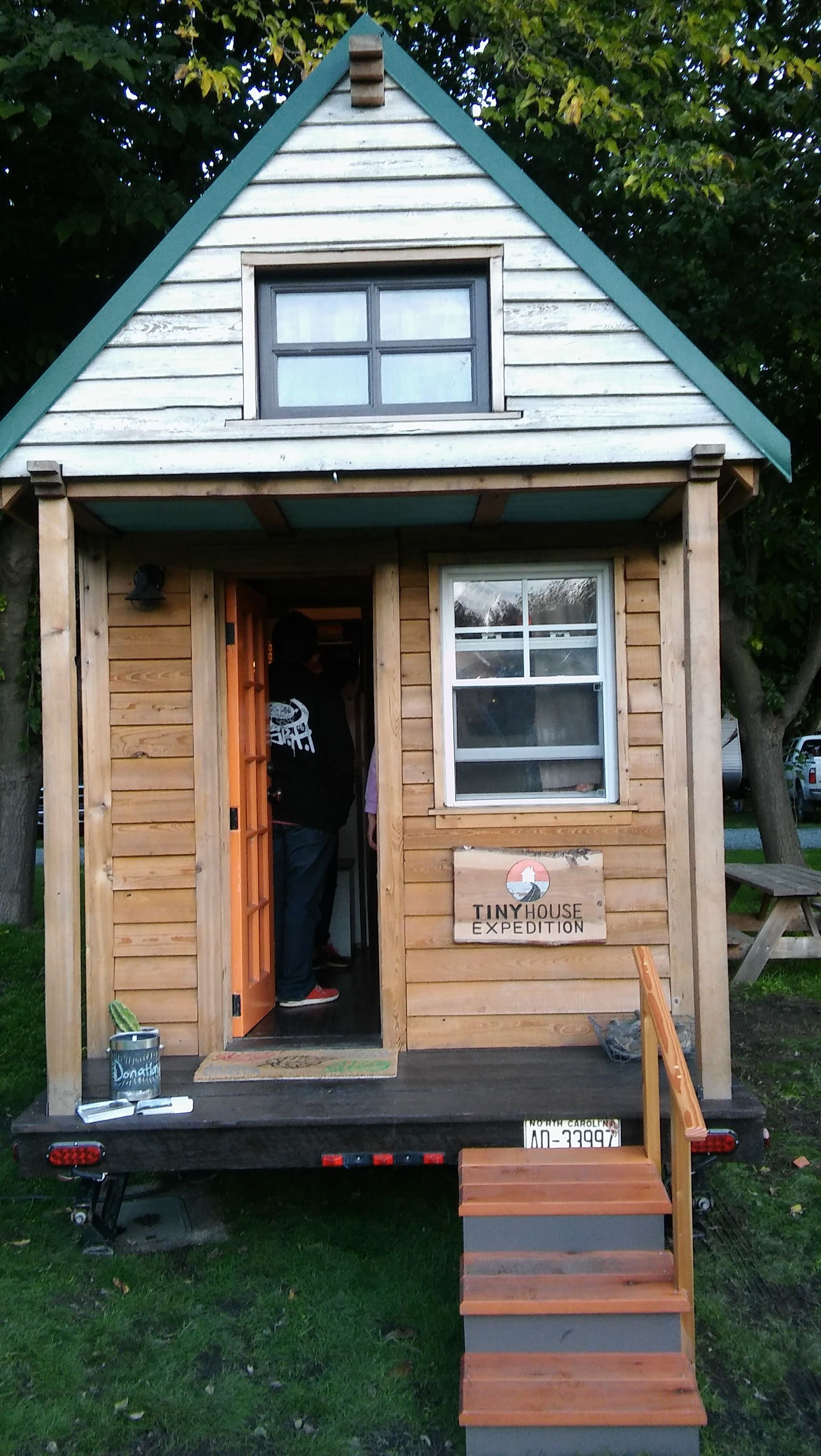 East Bay Tiny House Enthusiasts