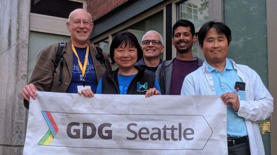 Google Developer Group (GDG) Seattle