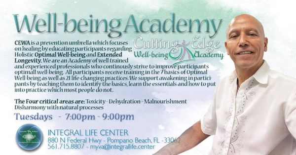 Well Being Academy Transforming Existing Paradigm From