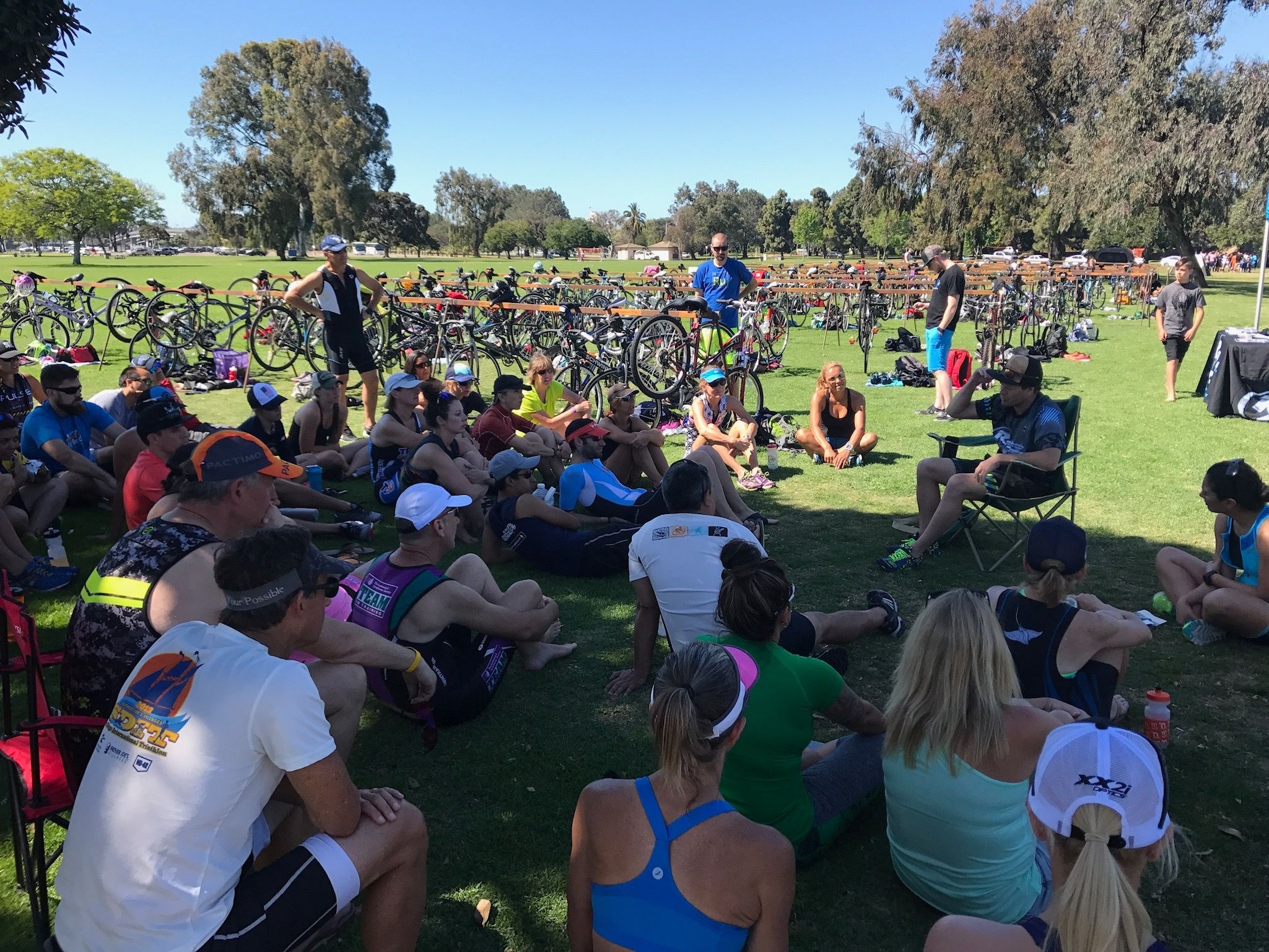 San Diego Triathlon Series Free Training Clinics & Events