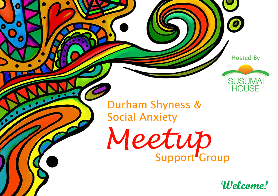 Durham Shyness and Social Anxiety Support Gro
