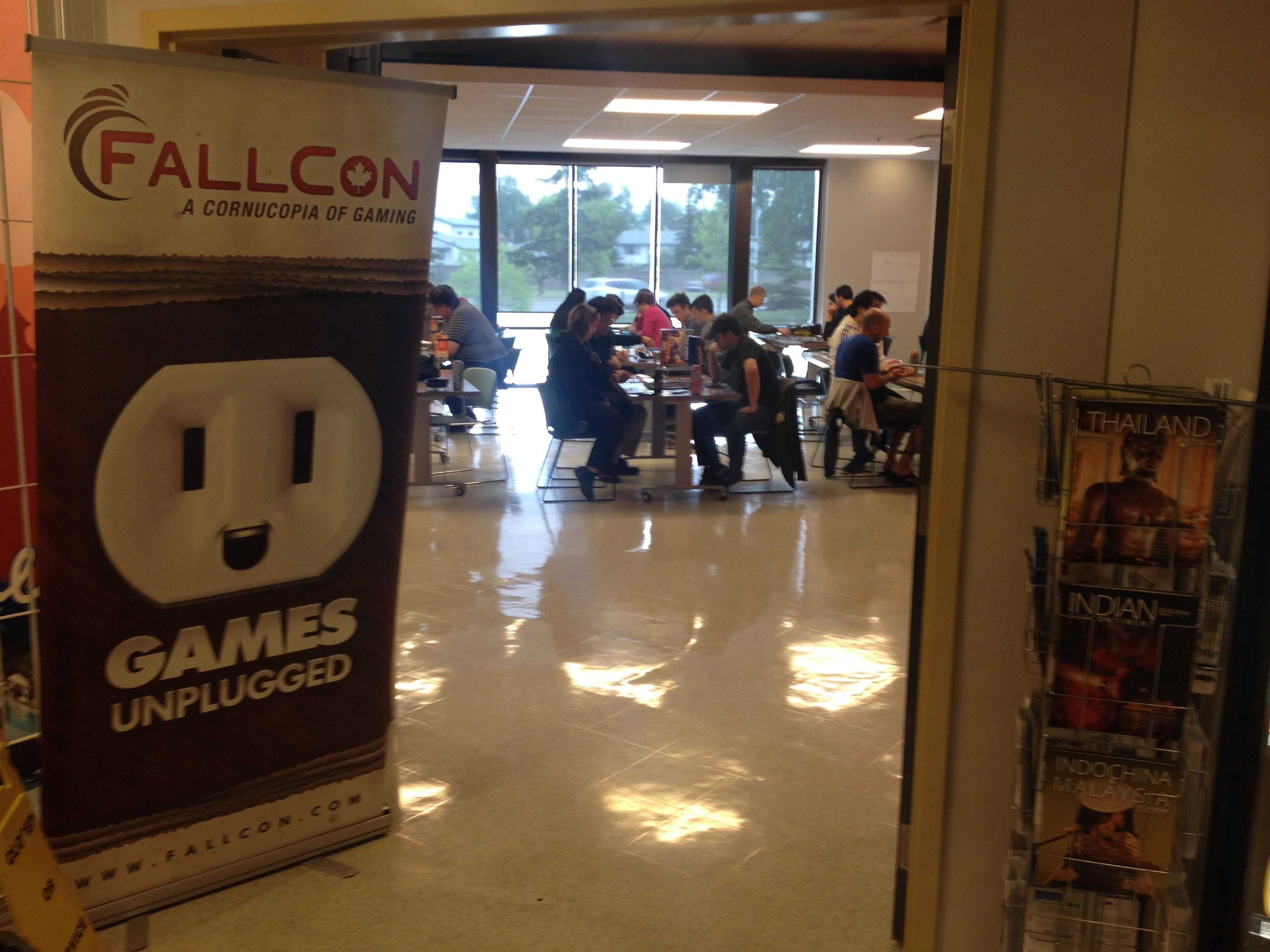Calgary Board Gaming Events