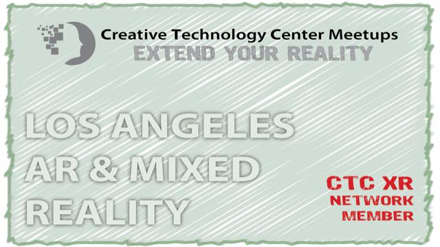 Los Angeles AR & Mixed Reality