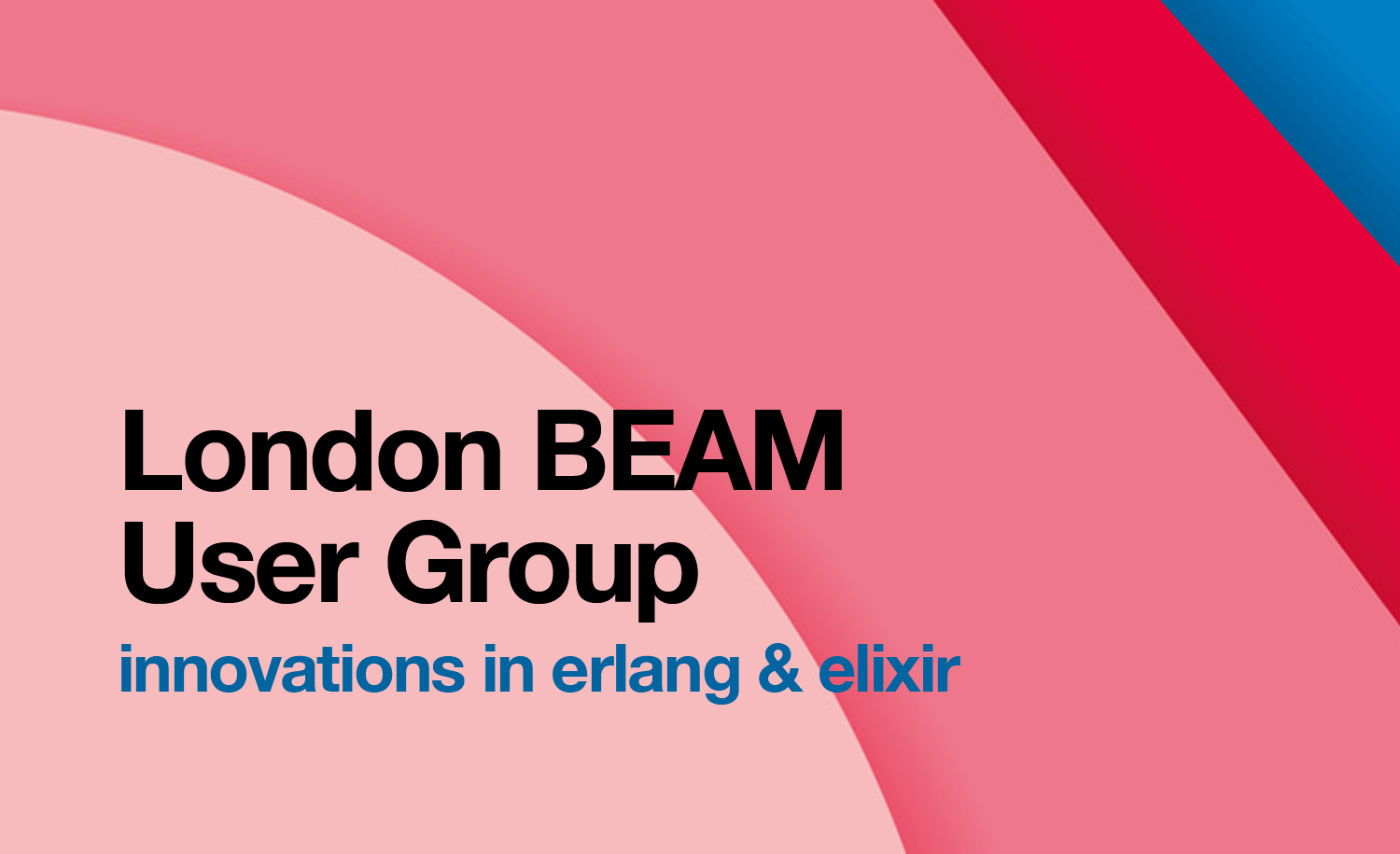 London BEAM User Group