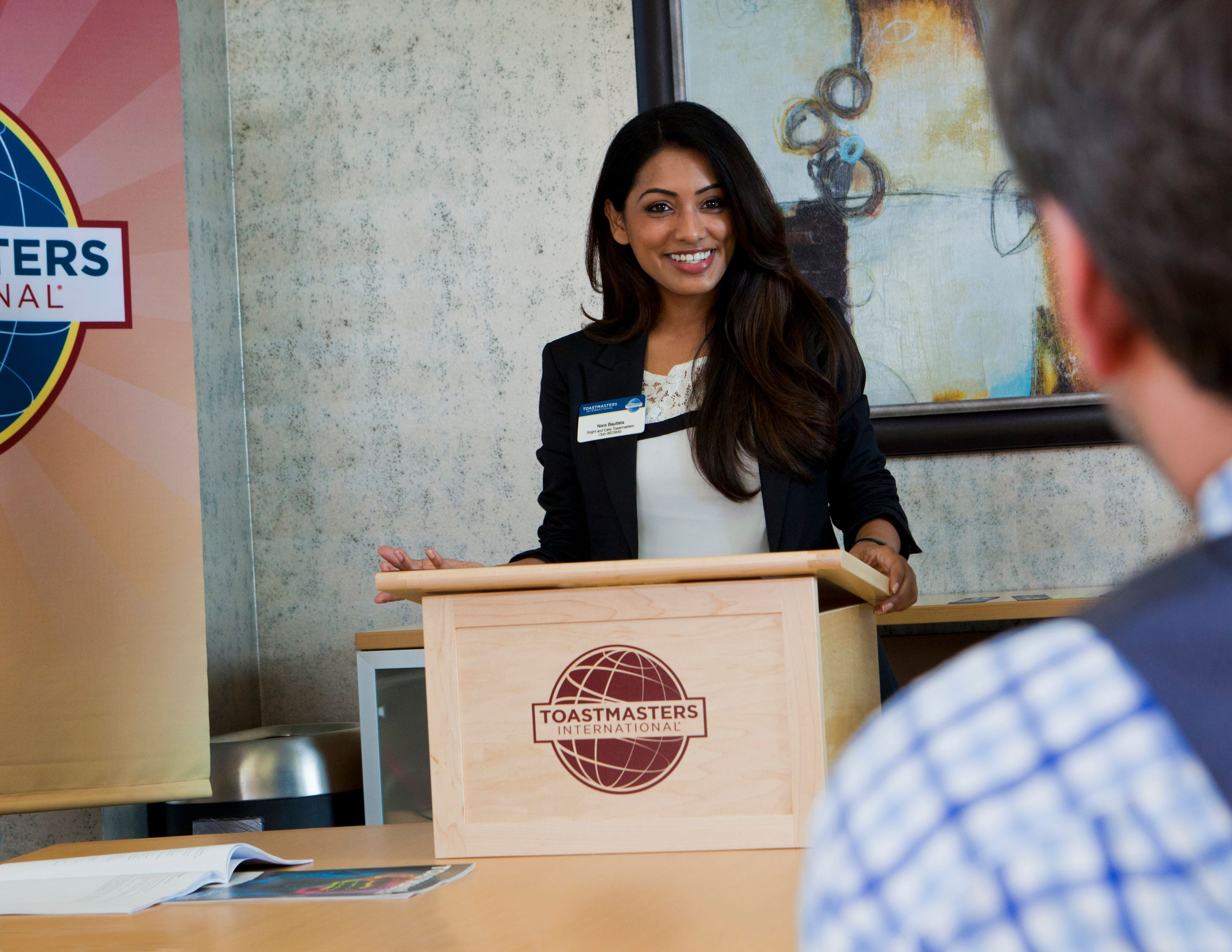 District 13 Toastmasters