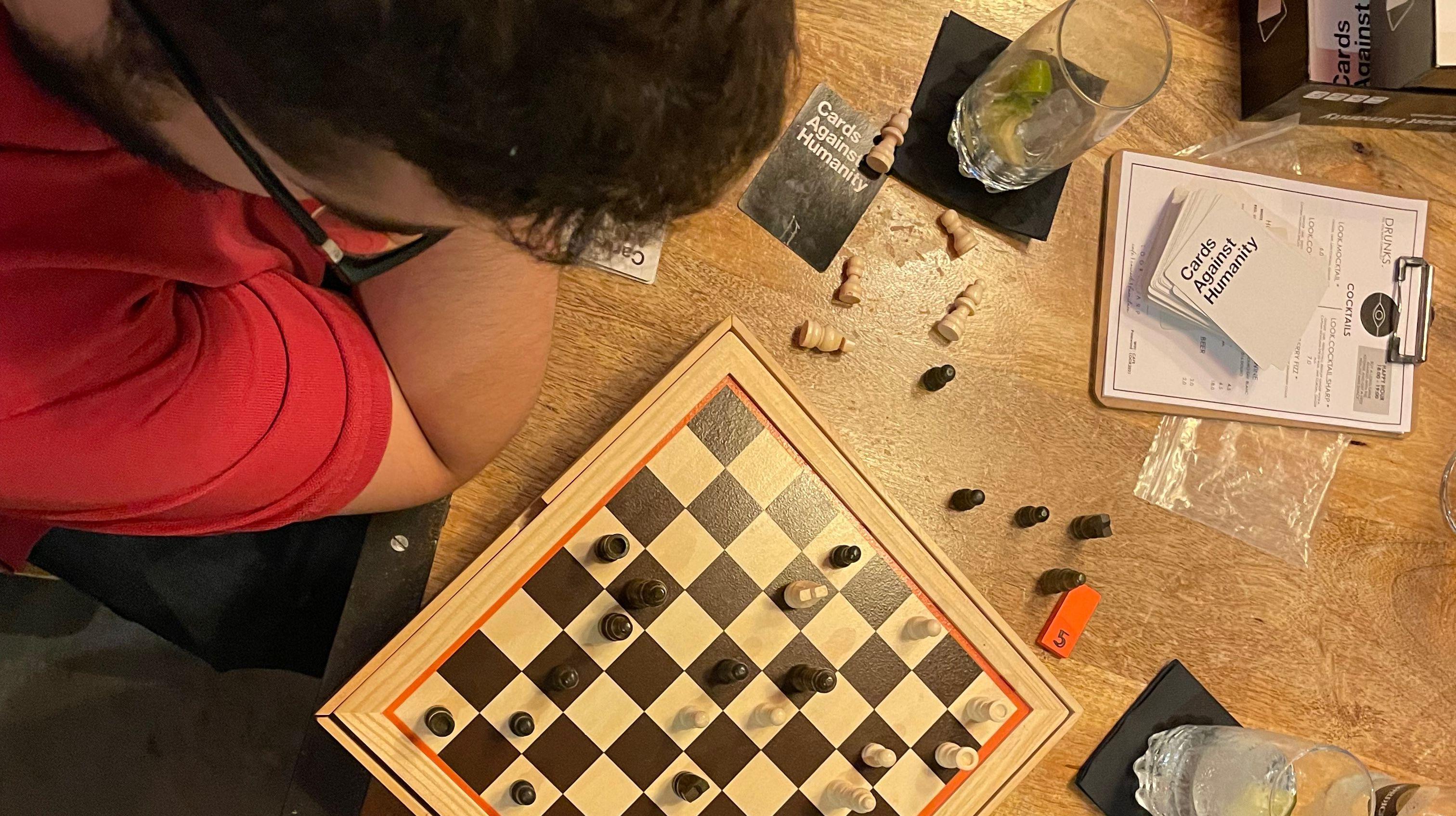 Boardgames & Jazz