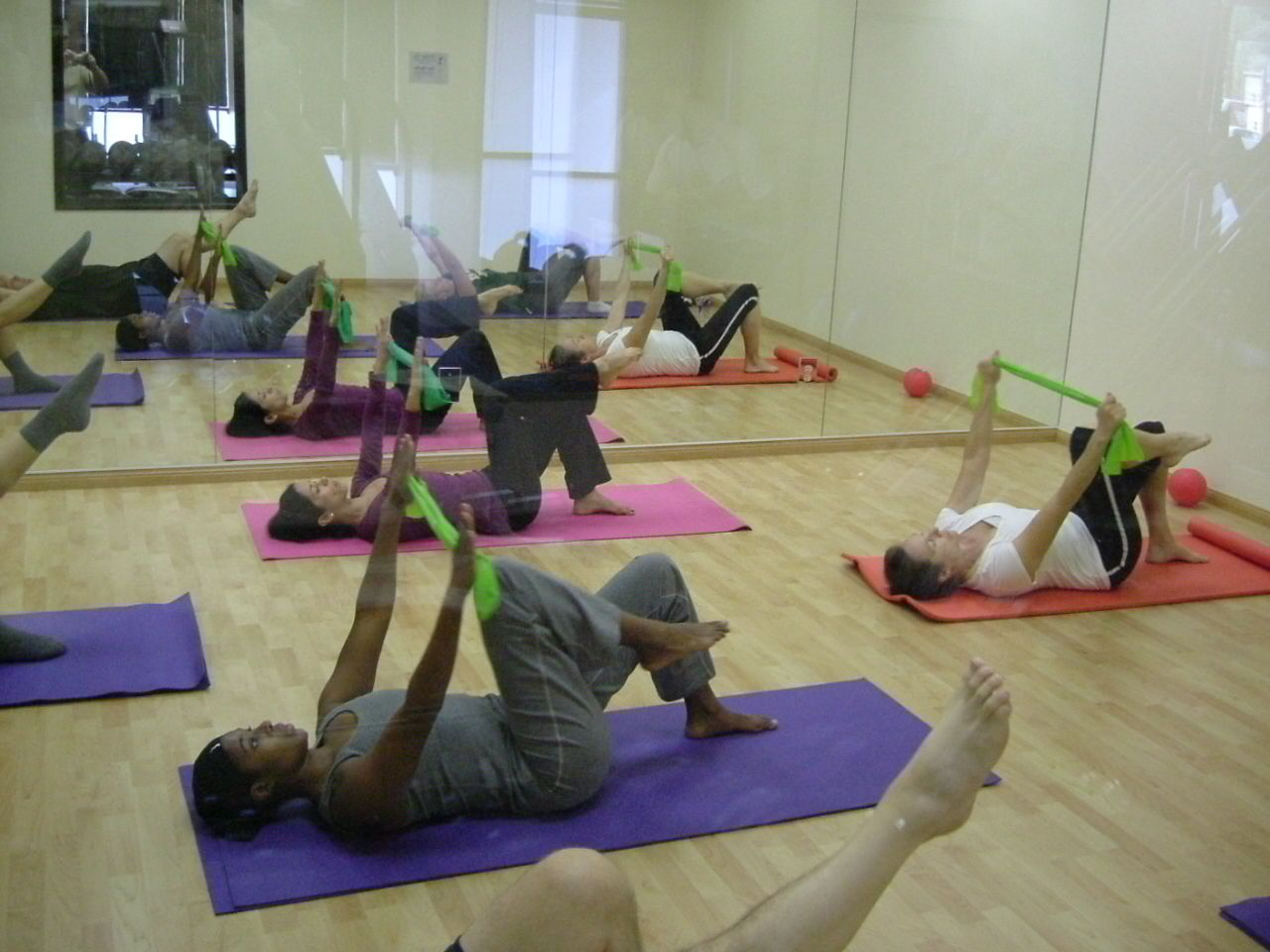Pilates & ZumbaGold @ Active Bodies