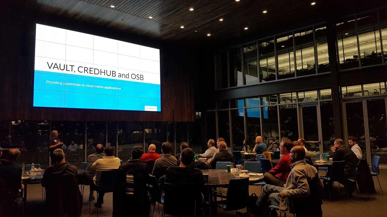 Kansas City Cloud Foundry Meetup