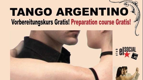 Tango Argentino free trial crashcours @ Viadukt