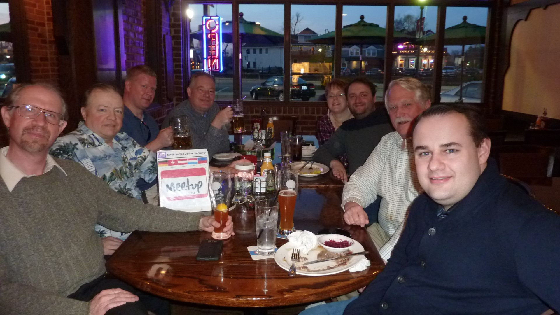 The NW Suburban German Language Meetup Group