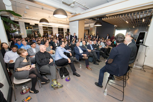 Dot .NYC Domain Group. Join Future of NYC Tech